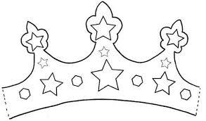 Fabulous Royal Princess Crown Coloring Page Netart Princess Crown Coloring Page Free Coloring Sheets