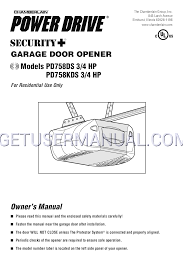 overhead garage door manual chamberlain garage door opener wiring wageuzi