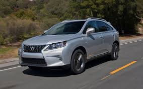 2012 lexus rx 350 fwd review lexus announces prices for 2013 rx lineup gets small increase