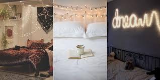 fairy bed bedroom fairy lights inspiration indoor fairy light inspiration