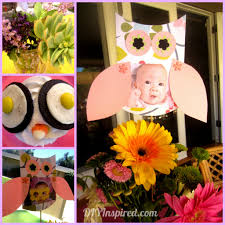 Owl Theme by Owl Themed First Birthday Diy Inspired