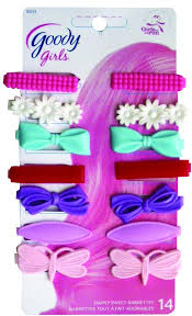 goody barrettes buy goody simply sweet barrettes from value valet