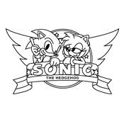 coloring pages sonic coloring page sonic sega 5671