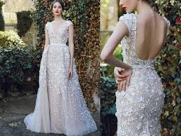 wedding dresses open back wedding dresses lace open back fitted velari bridal gowns fit
