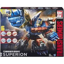 transformer decorations transformers generations combiner wars superion collection pack