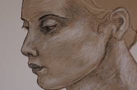 the other oeuvre face drawing by sarah myers