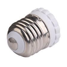 standard light bulb base e26 standard light bulb reducer adapter base e26 to candelabra base e12