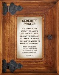 serenity prayer picture frame cbgt serenity prayer picture frame reviews wayfair