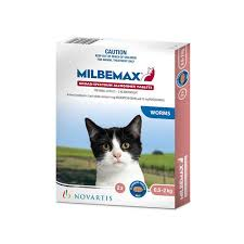 milbemax small cat all wormer tasty chew 0 5 2kg 2 pack