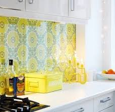 wallpaper kitchen backsplash ideas diy backsplash use sheets of plexiglass to cover your favorite