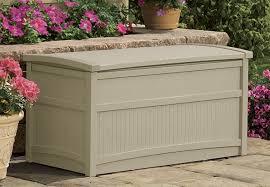 suncast 50 gallon deck box 39 33 passionate penny pincher