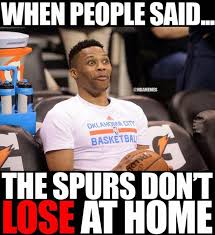 Funny Spurs Memes - 11 best memes of russell westbrook and the oklahoma city thunder