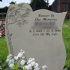 tombstone designs the tree memorial ideas tombstone designs