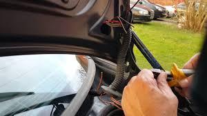 bmw e46 e39 e90 e91 e92 boot lid trunk wire harness fault and how