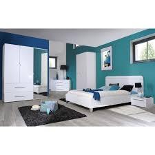chambre a coucher complete adulte chambre à coucher complète adulte leader 180 x 200 cm achat