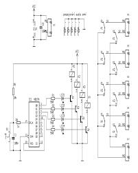 audio selector switch schematic switches mosfets or bjts for