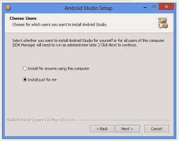 android studio install android studio install or not working in windows 7 or 8 fixed