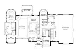 open one story house plans charming inspiration open floor house plans one story innovative