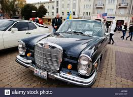 car mercedes 2016 tarnopol ukraine october 09 2016 classic retro car mercedes