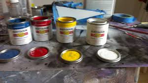 Custom Paint Color Mixing Rustoleum Enamel Colors Jtbmetaldesigns U0027s Blog