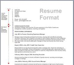 Operations Manager Resume Pdf Formatting Your Resume Formatting Your Resume College Magazine