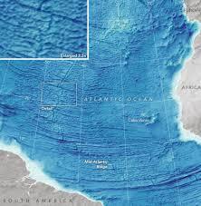 Ocean Depth Map Scientists Reveal Most Accurate Ocean Floor Map In Incredible