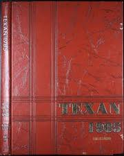 crockett high school yearbook david crockett high school texan yearbook tx covers 1 3
