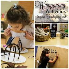 a day in grade wanoag activities for your thanksgiving unit