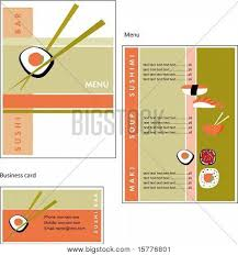 Designs Of Menu Card Business Card Design Images Illustrations Vectors Business
