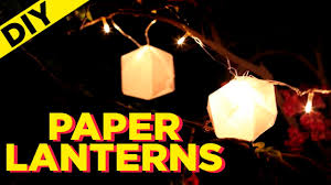 Chinese Lanterns String Lights by Diy Paper Lanterns How To Make String Lanterns Out Of Paper