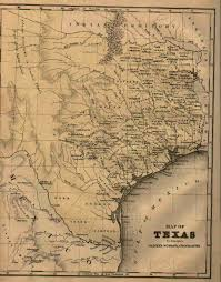 United States Map 1850 by Maps Of Fannin County U0026 Texas