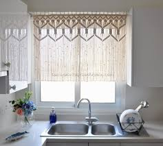 Country Kitchen Curtain Ideas by Kitchen Curtain Ideas For Kitchen Kitchen Curtain Valances