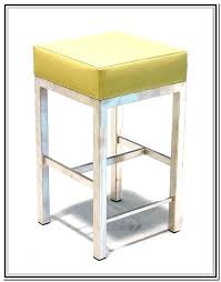 How To Make Chair Covers Bar Stool Square Outdoor Bar Stool Cushions How To Make Square