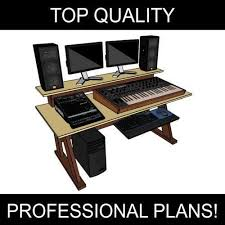 recording studio desk pro audio equipment ebay