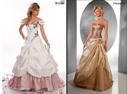 robe de mariã e en couleur robe de mariée courte en couleur meilleure source d inspiration