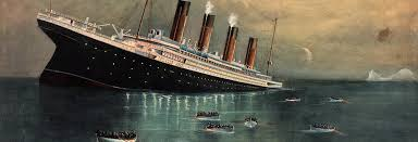 the sinking of the titanic 1912 topic the titanic in our collection explore royal museums greenwich