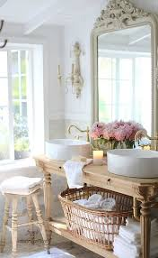 French Cottage Decor French Country Cottage Bathroom Renovation Vanity Inspiration