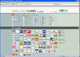 social media planner inpromo social media planner youtube