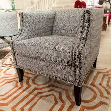 romney chair bernhardt interiors luxe home philadelphia