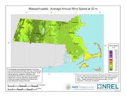 Massachusetts vegetaion images Windexchange massachusetts 30 meter residential scale wind jpg