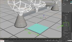 how to create simple yet realistic floor tiles in 3ds max arch