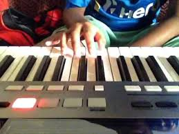 theme music aarambam aarambam theme song in keyboard youtube