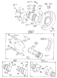 index of toyota mr2 mk1 1985 on repair manuals brakes