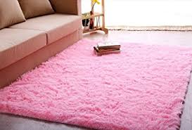 igirls shaggy daughters room ultra soft area rugs