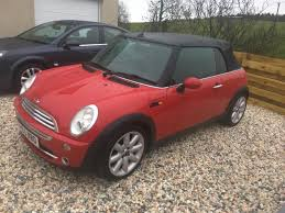 volkswagen convertible 2000 used mini convertible cars for sale gumtree