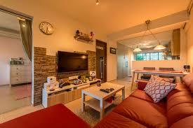3 Bedroom Hdb Design 3 Room Hdb Bedok Reservoir