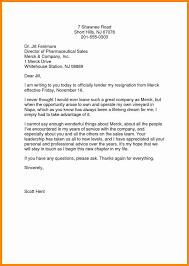 9 resignation letter sample doc model resumed