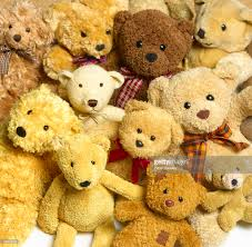 collection of teddy bears stock photo getty images