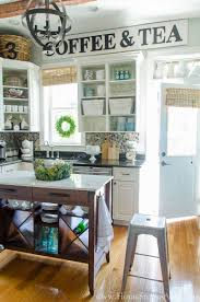 joanna gaines farmhouse kitchen with cabinets farmhouse kitchen products to get the fixer look
