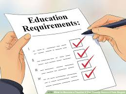 2 year degree how to become a teacher if you already have a 4 year degree